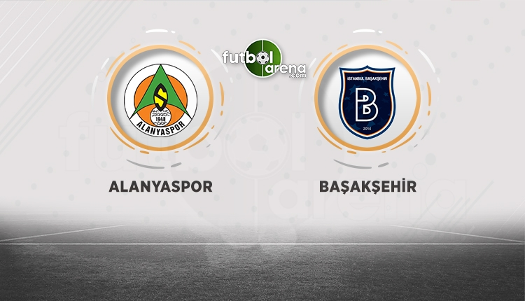 Aytemiz Alanyaspor - Medipol Başakşehir maç özeti izle (BeIN Sports canlı izle)