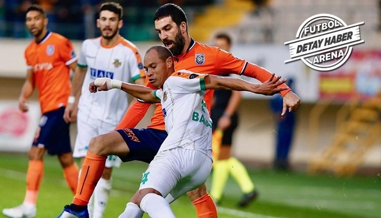 Aytemiz Alanyaspor Süper Lig'in ilk yarısında rekor kırdı
