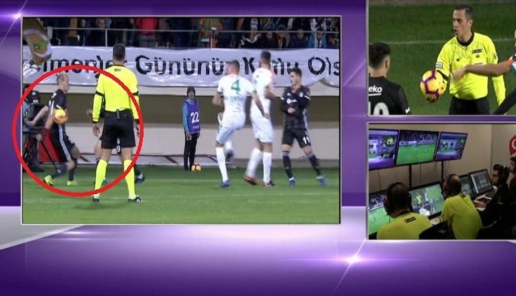 Aytemiz Alanyaspor'un penaltı isyanı! Domagoj Vida