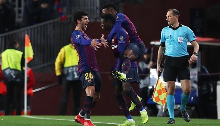 Barcelona 1-1 Tottenham maç özeti ve golleri izle