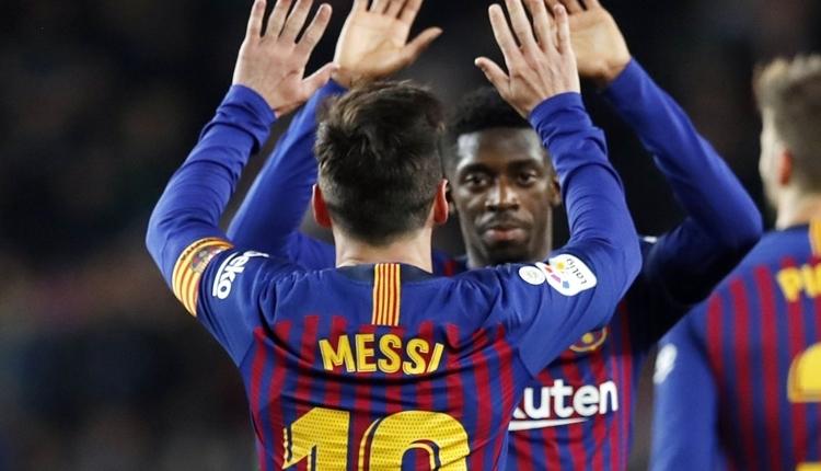 Barcelona 2-0 Celta Vigo maç özeti ve golleri izle