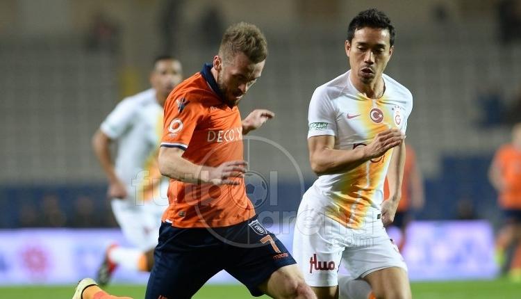 Başakşehir 1-1 Galatasaray maç özeti ve golleri izle