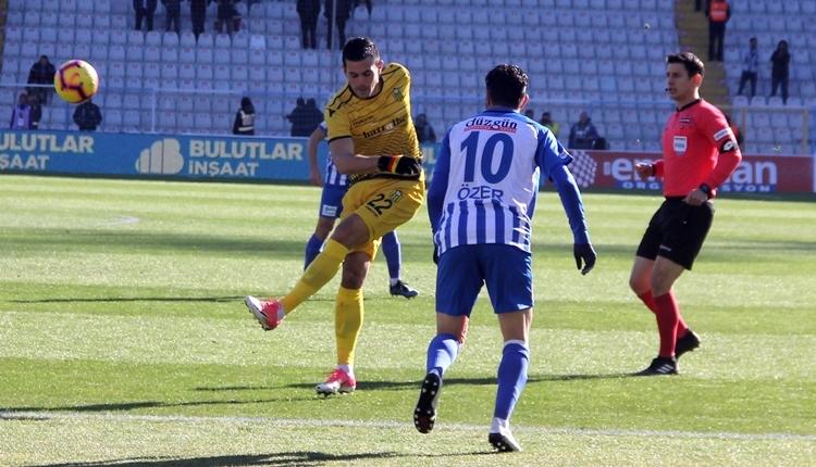 BB Erzurumspor 1-3 Yeni Malatyaspor maç özeti ve golleri izle