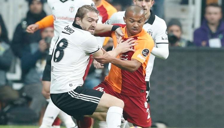 Beşiktaş 1-0 Galatasaray maç özeti ve golleri (İZLE)