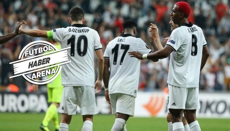 Beşiktaş, Avrupa Ligi'nde gruptan nasıl çıkar?