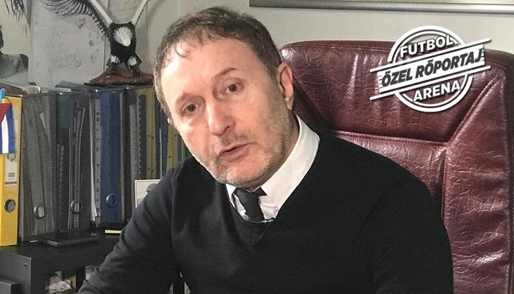 Beşiktaş başkan adayı Hürser Tekinoktay FutbolArena'ya konuştu