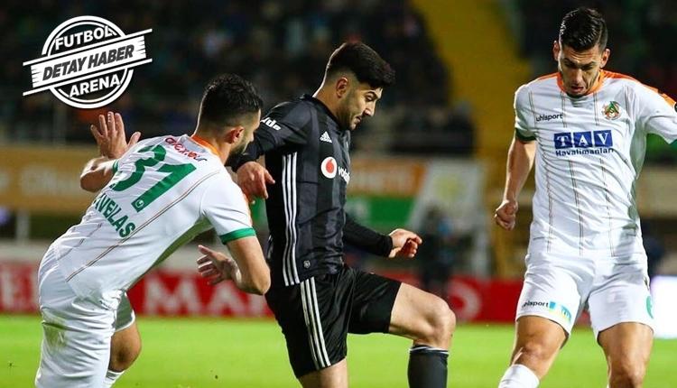 Beşiktaş deplasmanlarda 14 puan kaybetti