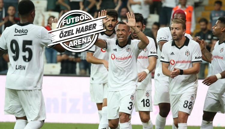 Beşiktaş yönetimi 4 futbolcu ile yolları ayırma kararı aldı