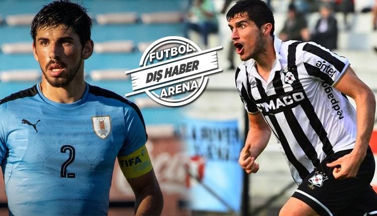 Beşiktaş'a Uruguay'dan gençlik aşısı