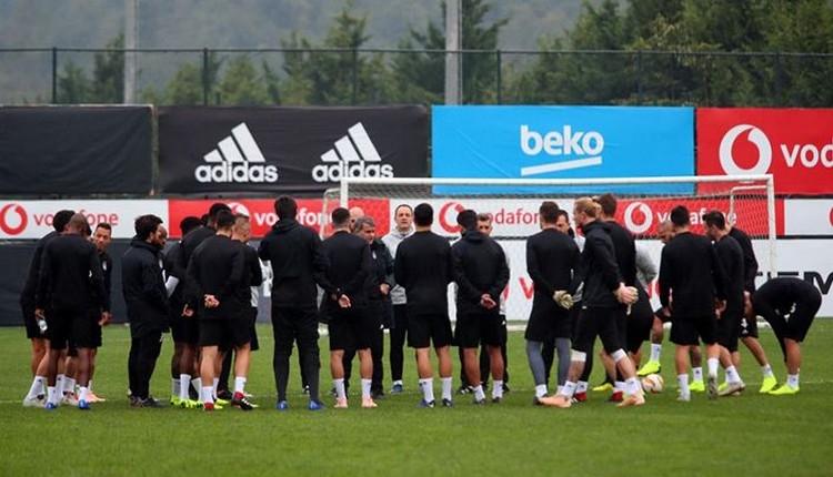 Beşiktaş'ın Alanyaspor maçı kadrosu açıklandı