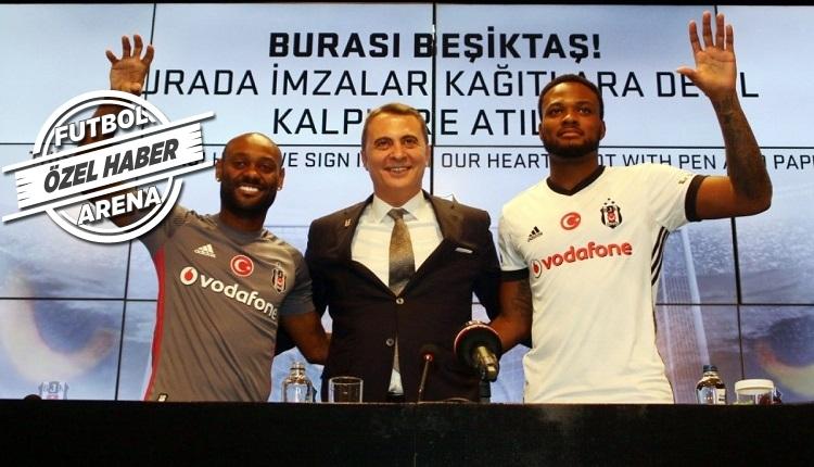 Beşiktaş'ta Cyle Larin ve Vagner Love kamp kadrosunda yok