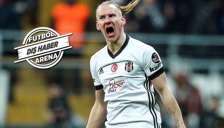 Beşiktaş'ta Domagoj Vida'ya Avrupa'dan 2 talip