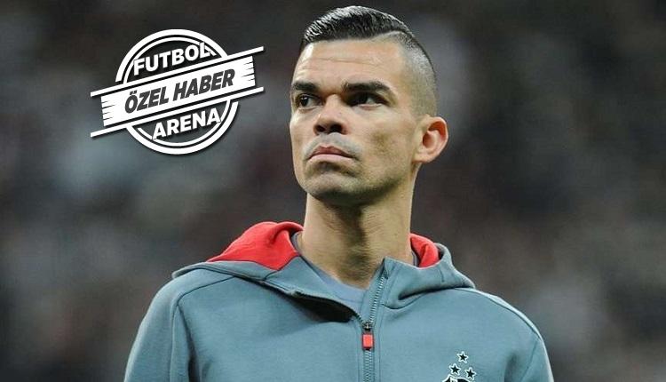 Pepe 3.5 milyon euro'dan vazgeçti! Görüşmenin perde arkası