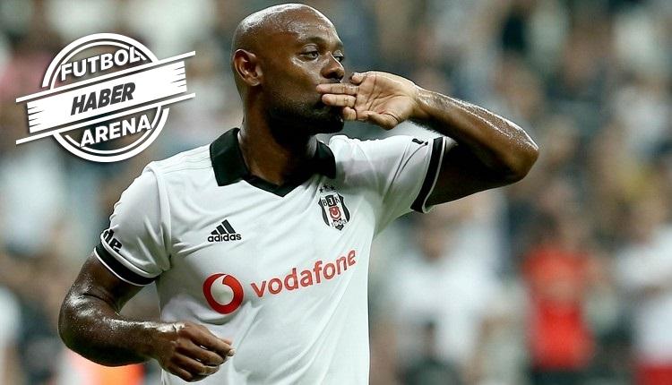 Beşiktaş'ta Vagner Love kadro dışı bırakıldı