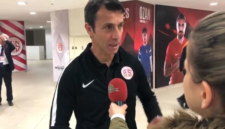 Bülent Korkmaz FutbolArena'ya konuştu! Ozan Kabak hakkında