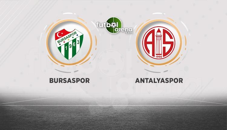 Bursaspor Antalyaspor beIN Sports canlı şifresiz izle (Bursa Antalya CANLI)