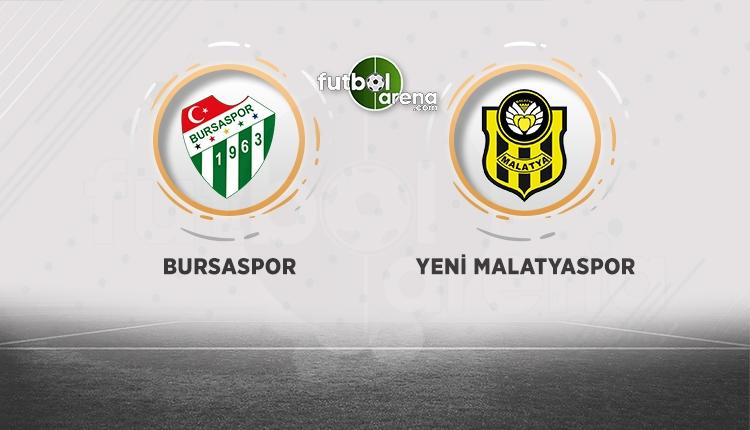 Bursaspor Yeni Malatyaspor maçı canlı şifresiz izie (BeIN Sports canlı şifresiz izle)