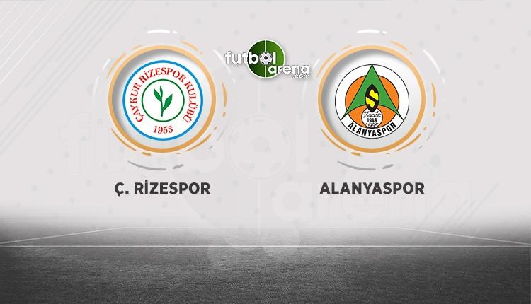 Çaykur Rizespor - Alanyaspor beIN Sports canlı şifresiz izle (Rize Alanya CANLI)
