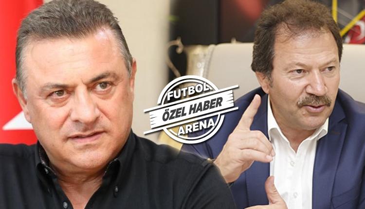 Çaykur Rizespor'da Hasan Kartal'dan Mehmet Yiğiner'e yanıt