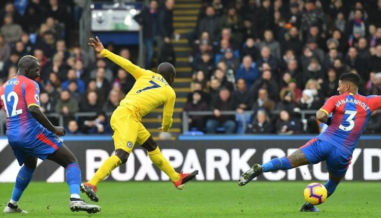 Crystal Palace 0-1 Chelsea maç özeti ve golleri (İZLE)