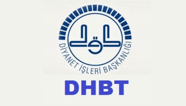 DHBT Sonuçları açıklandı, DHBT sonuçları öğrenme