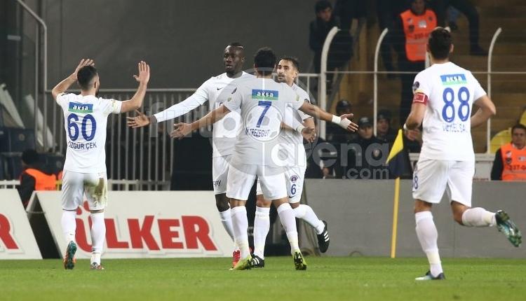 Diagne Fenerbahçe'ye de golünü attı (İZLE)
