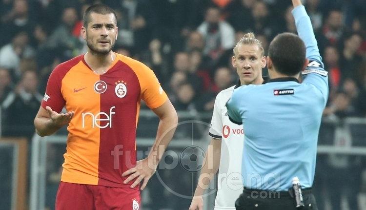 Eren Derdiyok ve Necip Uysal'ın VAR pozisyonu! Penaltı tartışmaları