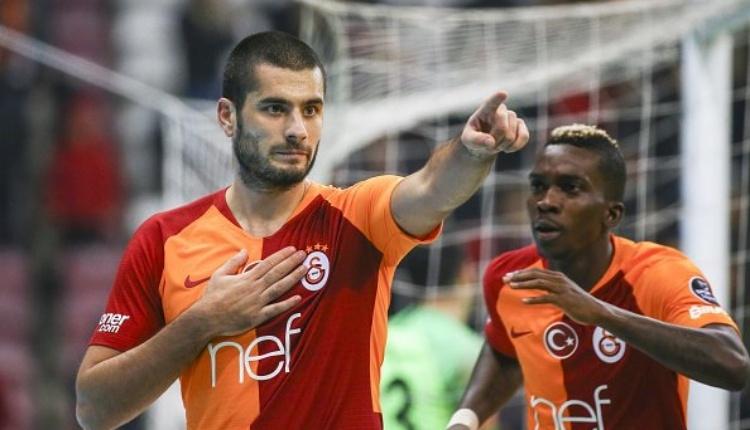 Eren Derdiyok'tan 3 maçta 3 gol