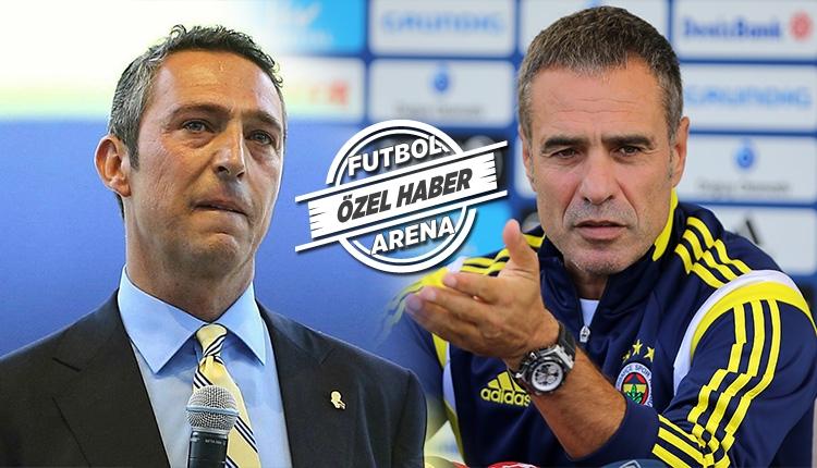 Ersun Yanal'ın Fenerbahçe'den talepleri! FutbolArena ulaştı