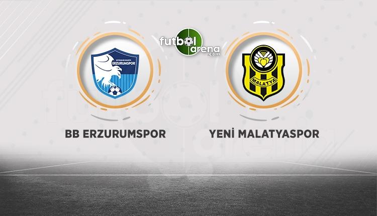 Erzurumspor Yeni Malatyaspor beIN Sports canlı şifresiz izle (Erzurum Malatya CANLI)