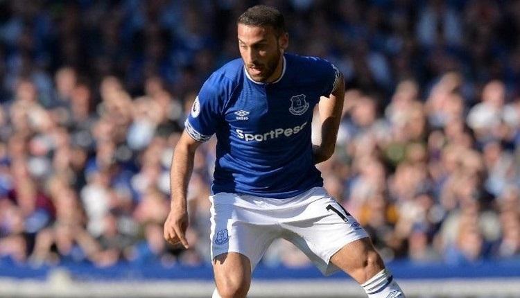 Everton'da Cenk Tosun kadroya alınmadı