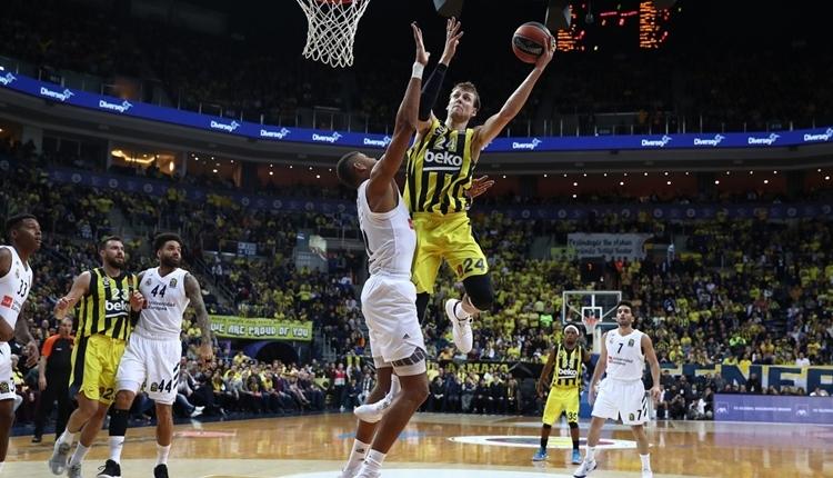 Fenerbahçe Beko 65-63 Real Madrid maç sonucu (Fenerbahçe Beko - Real Madrid maç özeti)