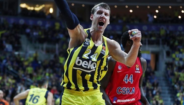 Fenerbahçe Beko 79-75 CSKA Moskova maç sonucu