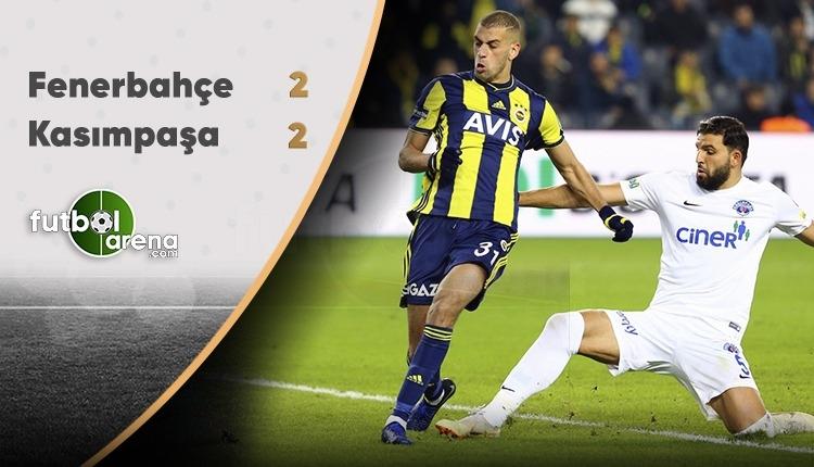 Fenerbahçe, Diagne'yi tutamadı! Kadıköy'de puanlar paylaşıldı