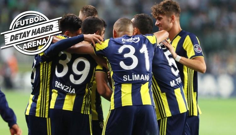 Fenerbahçe, Rus ekipleri ile 9. kez karşı karşıya gelecek