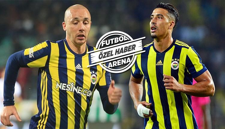 Fenerbahçe'de Aatıf ve Nabil Dirar affedildi