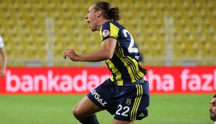 Fenerbahçe'de Frey sakatlandı