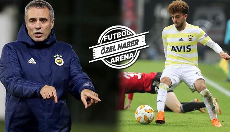 Fenerbahçe'de Mahsun Çapkan, Ersun Yanal'ın gözüne girdi