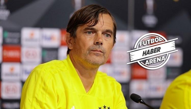Fenerbahçe'de Phillip Cocu ne kadar tazminat alacak?