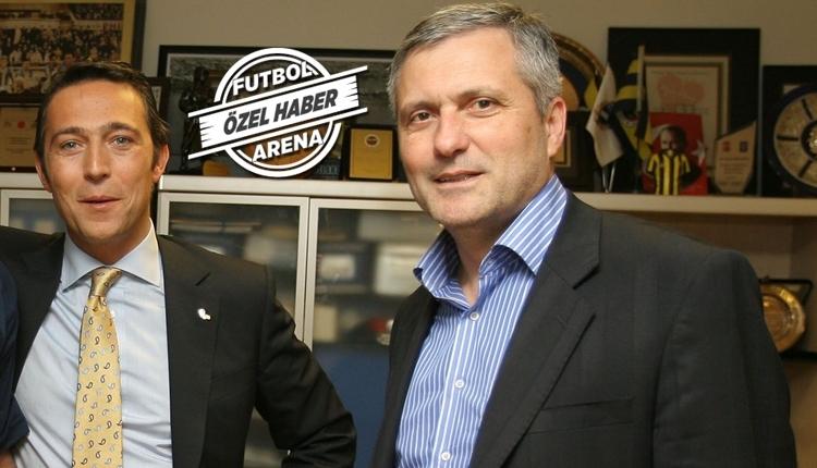Fenerbahçe'de Volkan Ballı yeniden göreve getiriliyor