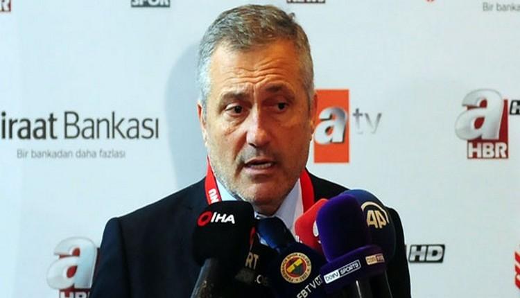 Fenerbahçe'de Volkan Ballı'dan transfer müjdesi