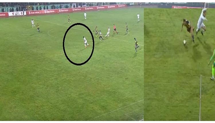 Fenerbahçe'den Giresunspor maçında tepki! 'Ofsayt, penaltı'