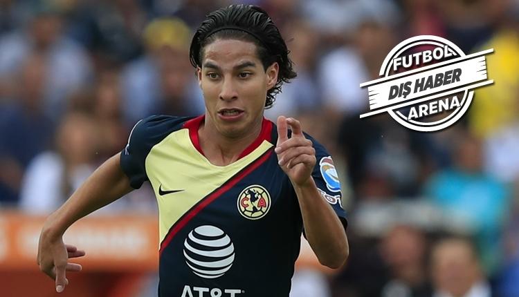 Fenerbahçe'nin transfer gözdesi Diego Lainez için resmi teklif