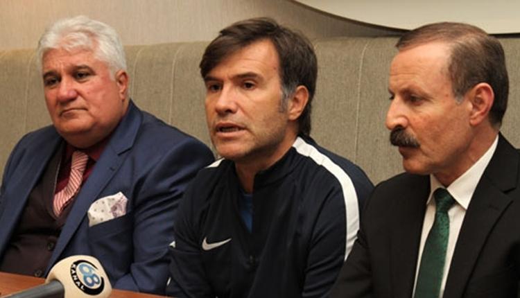 Feyyaz Uçar'dan olaylı istifa! Kulüp başkanı ile arbede iddiası
