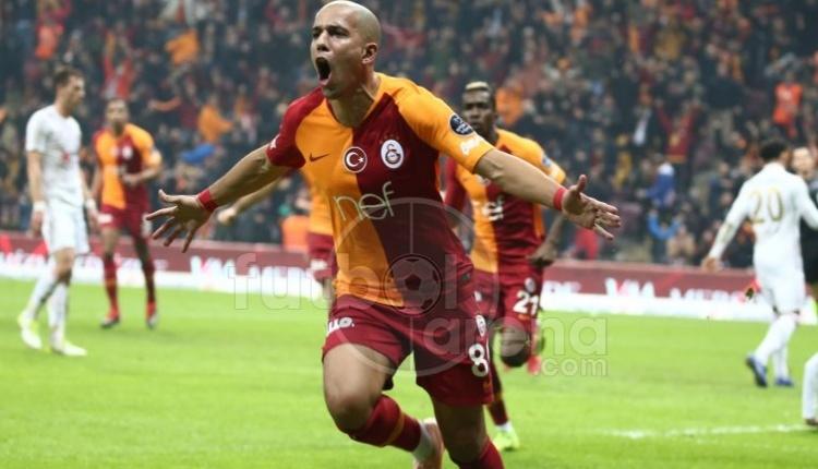 Galatasaray 4-2 Sivasspor maç özeti ve golleri (İZLE)