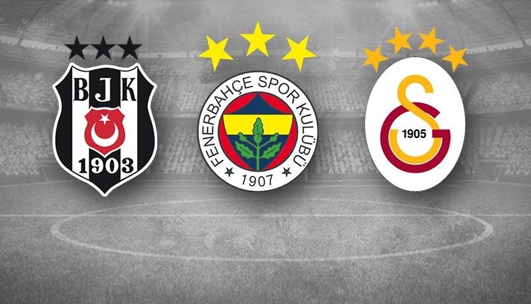 Galatasaray, Beşiktaş ve Fenerbahçe'nin golcü arayışı