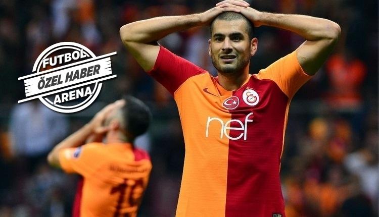 Galatasaray Eren Derdiyok'un menajeriyle görüştü! Ayrılık kararı