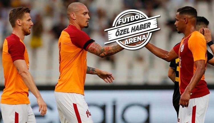 Galatasaray, Maicon ve Serdar Aziz'den 10 milyon Euro bekliyor