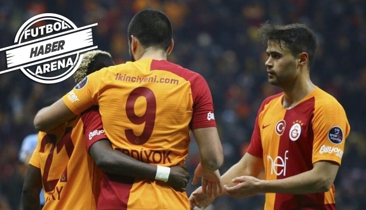 Galatasaray sahasında kazanmakta zorlanıyor
