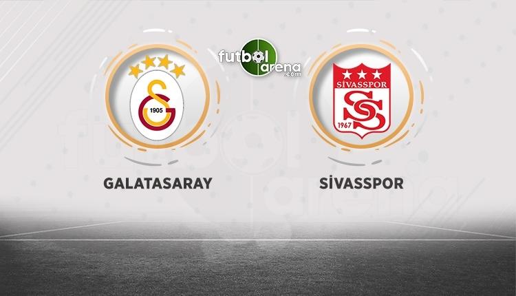 Galatasaray - Sivasspor canlı izle, Galatasaray - Sivasspor şifresiz izle (Galatasaray - Sivasspor beIN Sports canlı ve şifresiz İZL